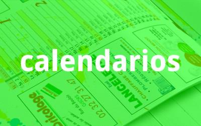 Calendario Mural tipo revista – Impresión de calendarios