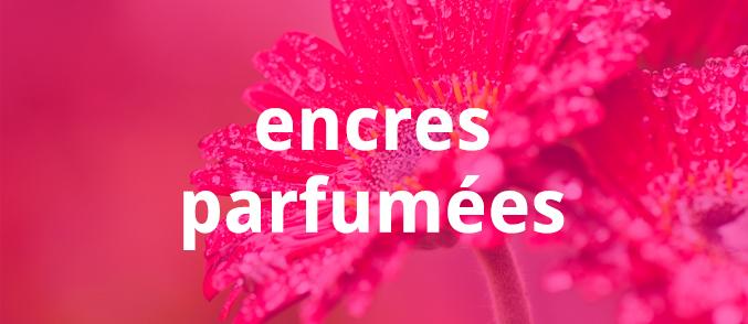 Encres parfumées – Impression de catalogues