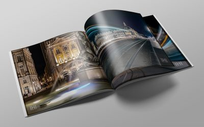 Impression de catalogues commerciaux – Couverture soft touch