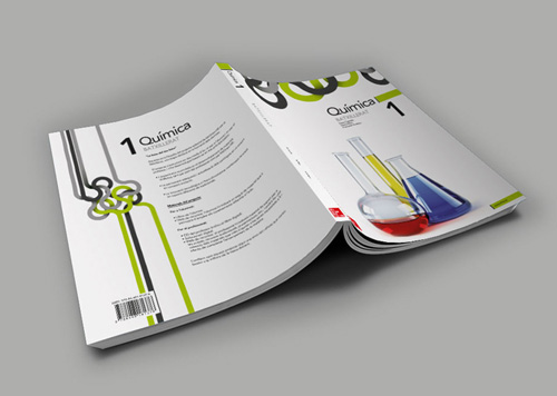 Offset printing of text / educational books