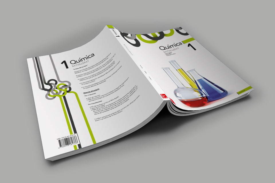 Impresión offset de libros de texto / educación - Imprenta Ganboa